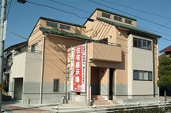 モデルハウス 三重県津市桜橋 その8 ラウンドキッチン