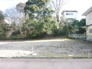 榊原の温泉にも近い土地 98万円 98坪の広さ